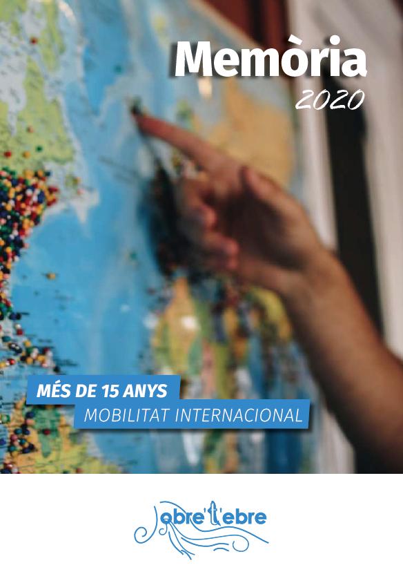 Memòria activitat Obre't Ebre 2020